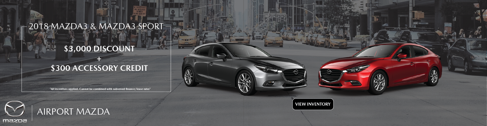 Mazda 3 discount mai 2019