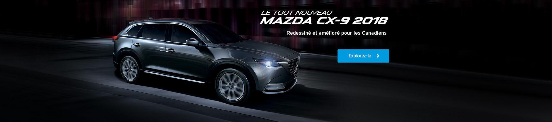 Mazda CX9 - FR