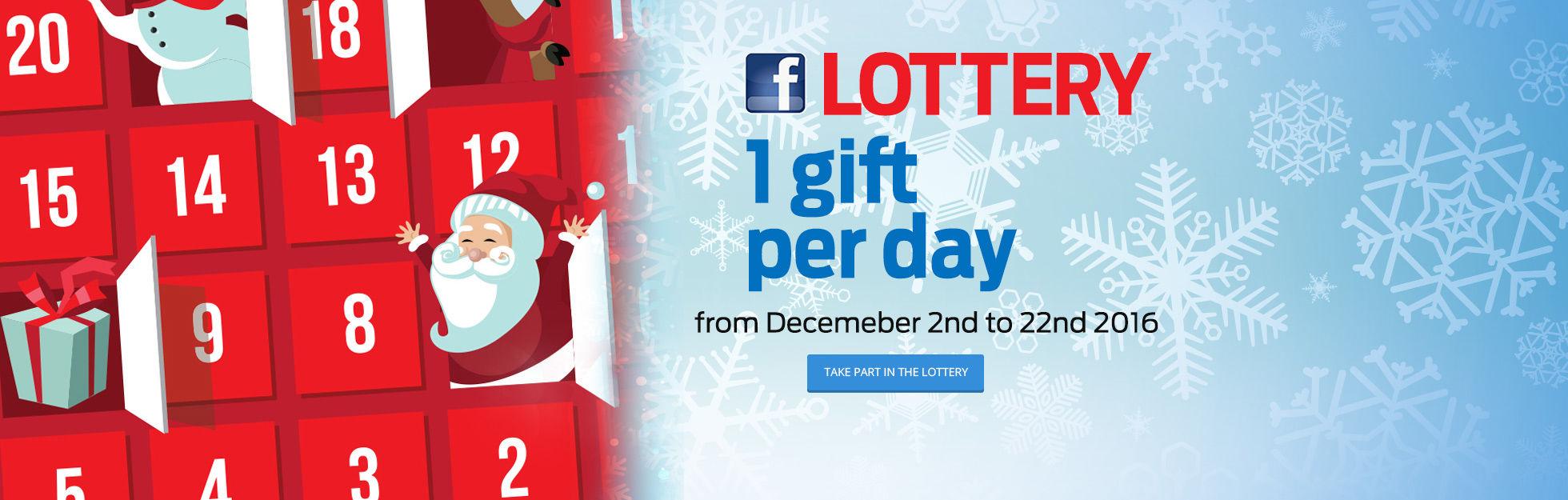 1 Gift per day