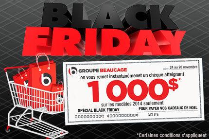 Black Friday chez Mazda