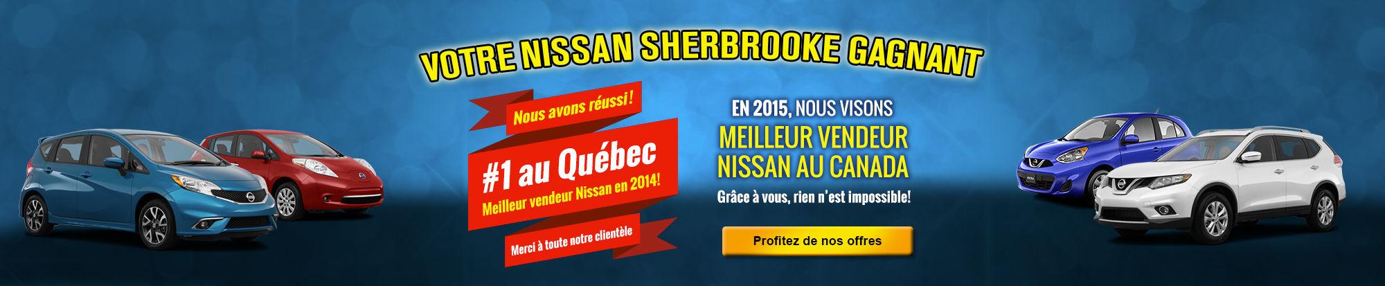 NissanSherbrookePremierAuQuebec