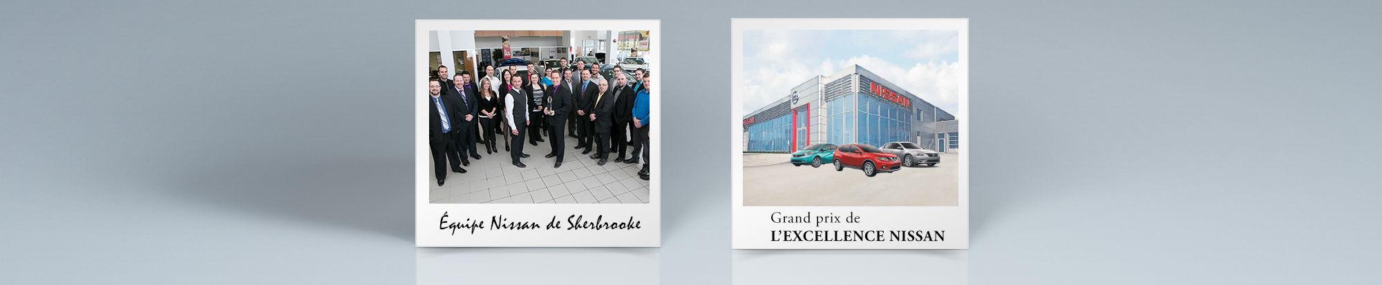 Nissan Sherbrooke: Alimenté par l'excellence