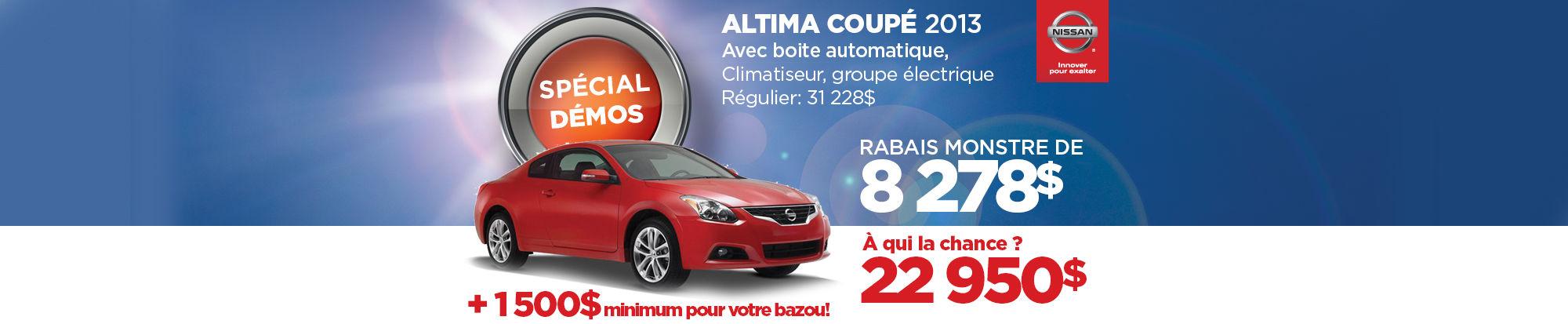 La Nissan Altima