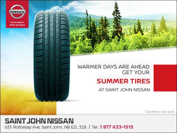 Saint John Nissan >> Tire Sale Saint John Nissan
