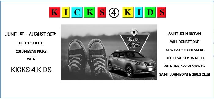Kicks for Kids