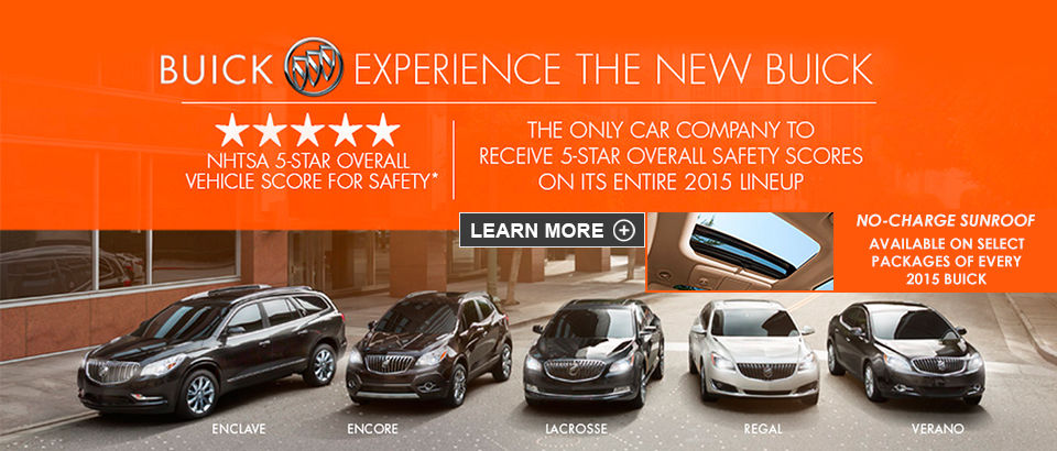 The new Buick lease Event