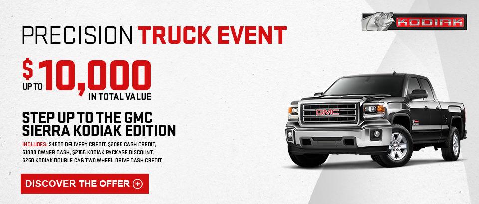 Precision Truck Event