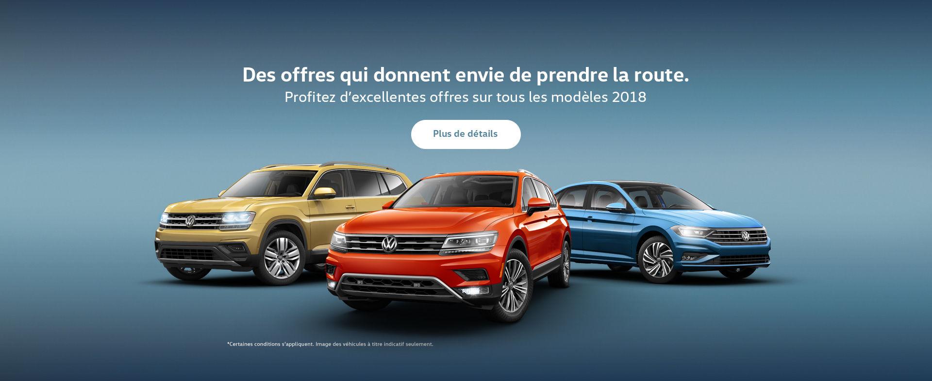 Événement Volkswagen pour tous!