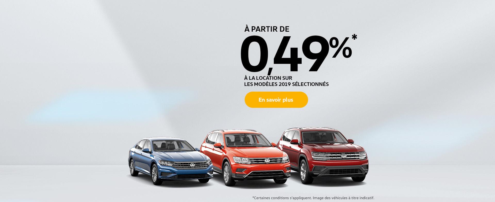 L'événement mensuel Volkswagen!
