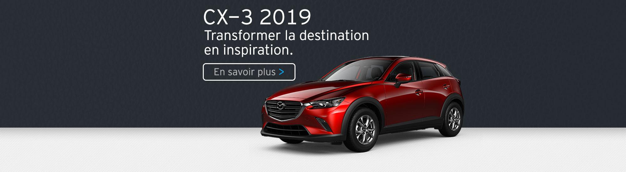 CX-3 2019