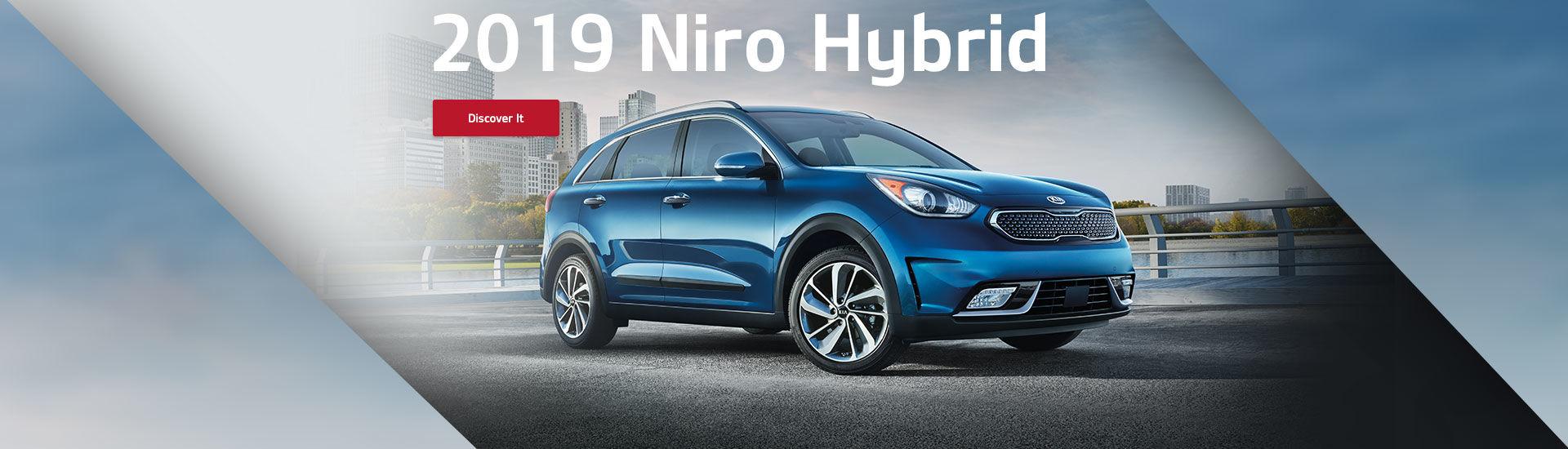 2019 Niro Hybrid