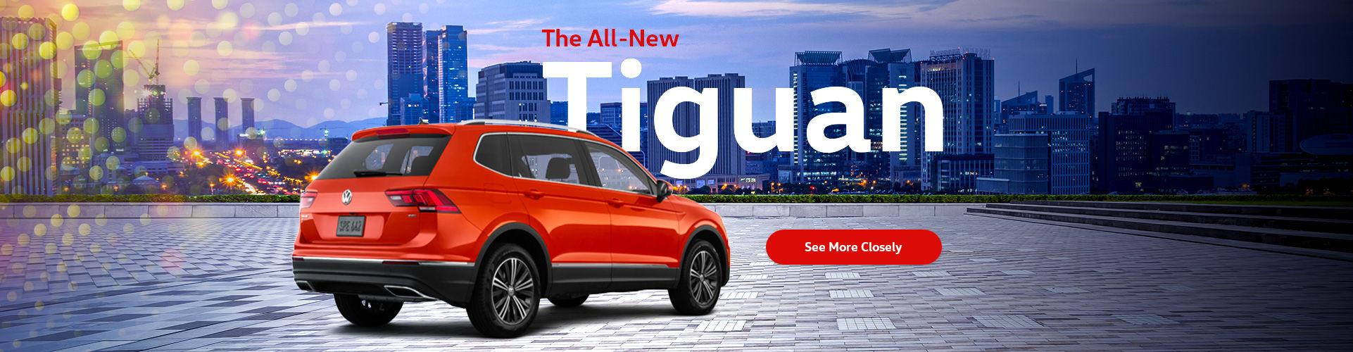 2017 Tiguan