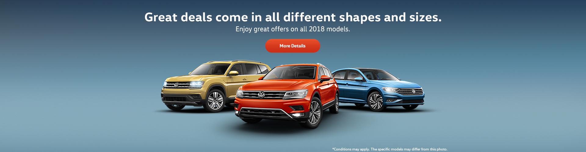 Volkswagen July Event