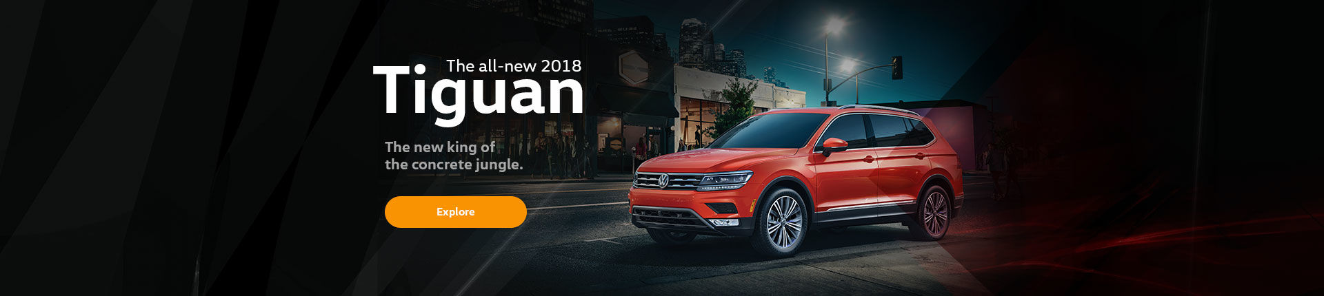 2018 Tiguan