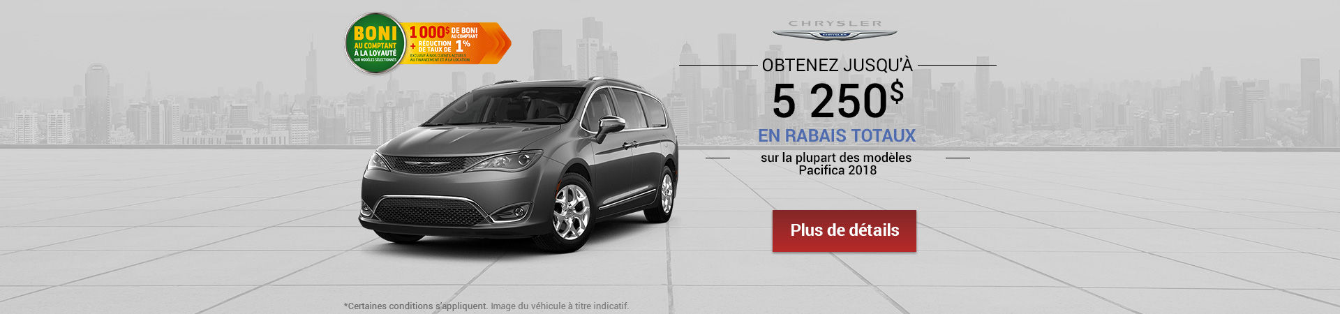 L'événement mensuel - Chrysler