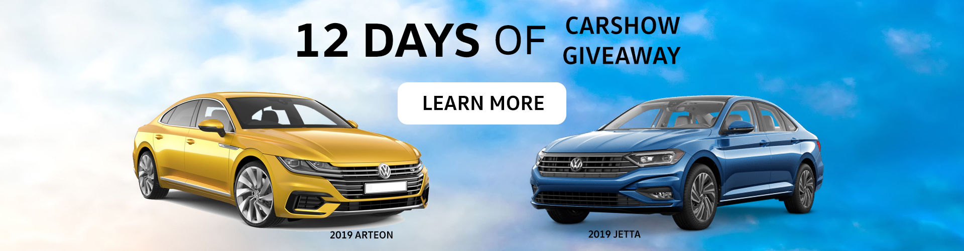 12 Days of Car Show Giveaway
