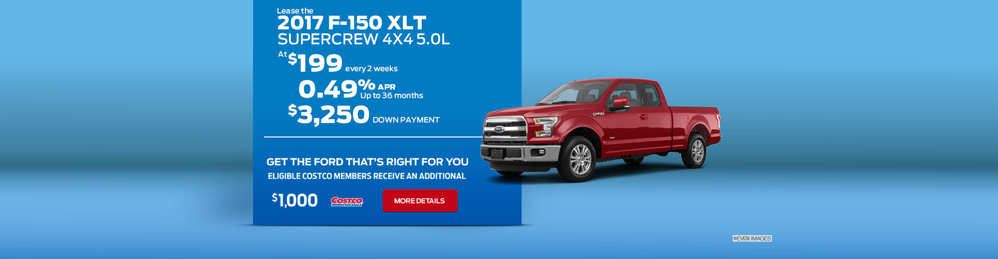 Get The Ford That's Right For You F-150