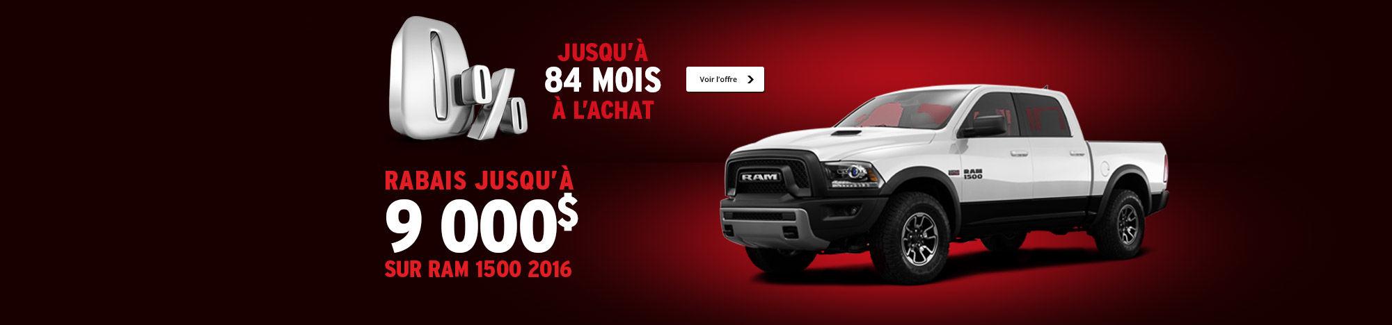 Chrysler Ram 1500 2016