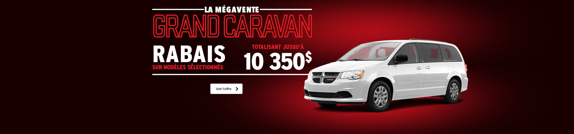 Chrysler Mégavente Caravan