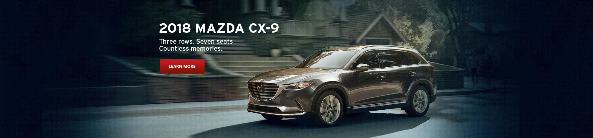 2018 CX-9