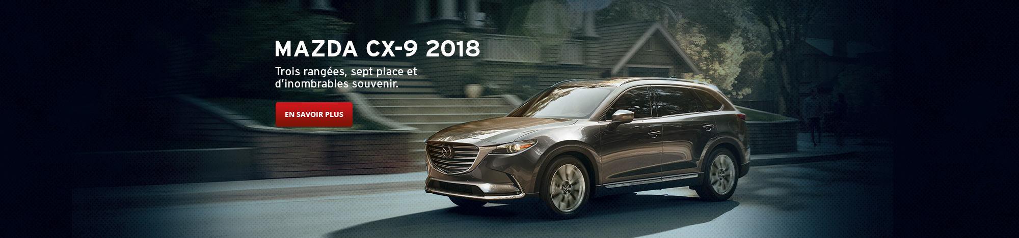 CX-9 2018