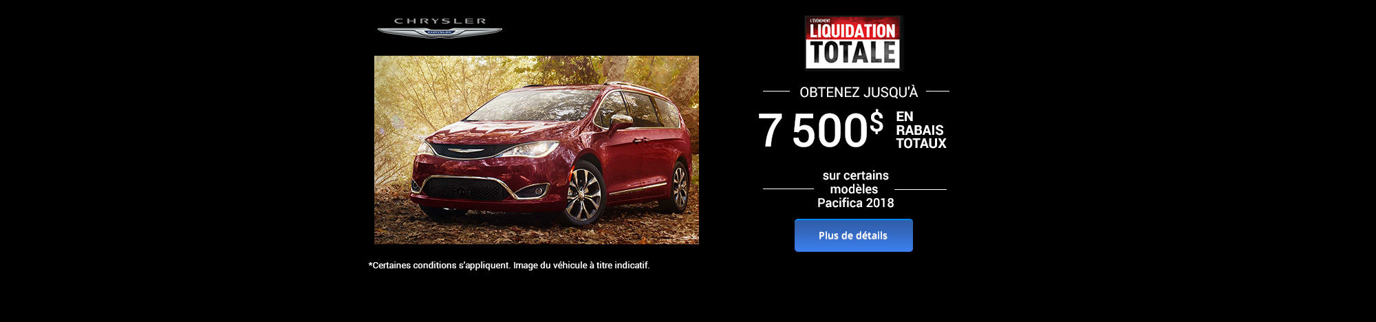 Chrysler Pacifica 2018 web