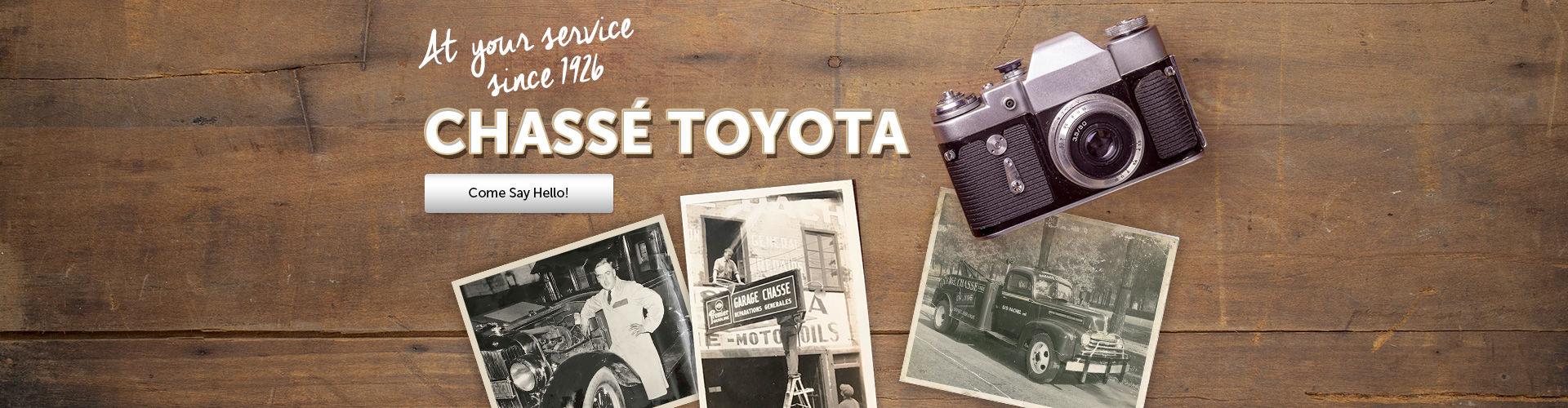 Vintage Chassé