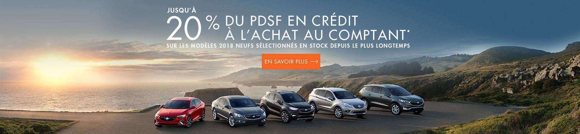 Buick Juillet 2018 REP