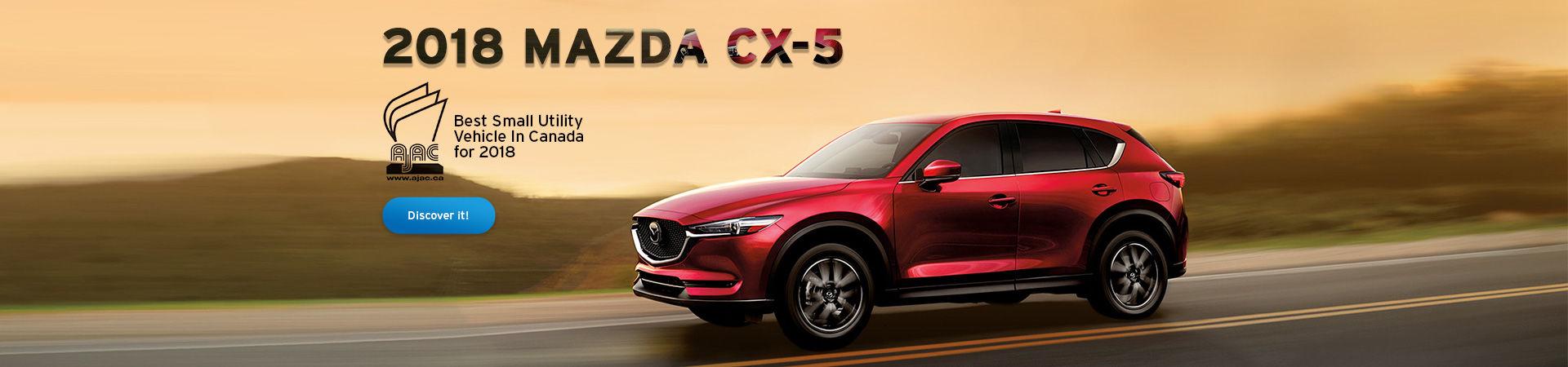2018 Mazda CX-5 AJAC
