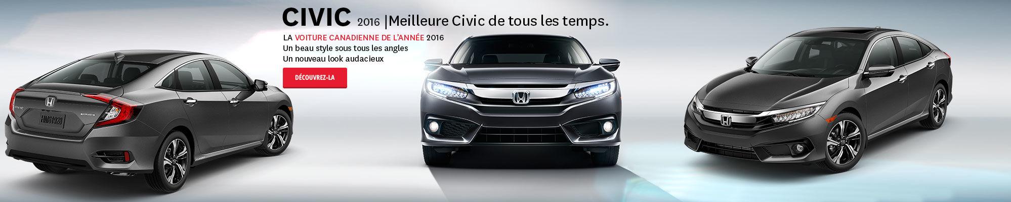 Civic 2016