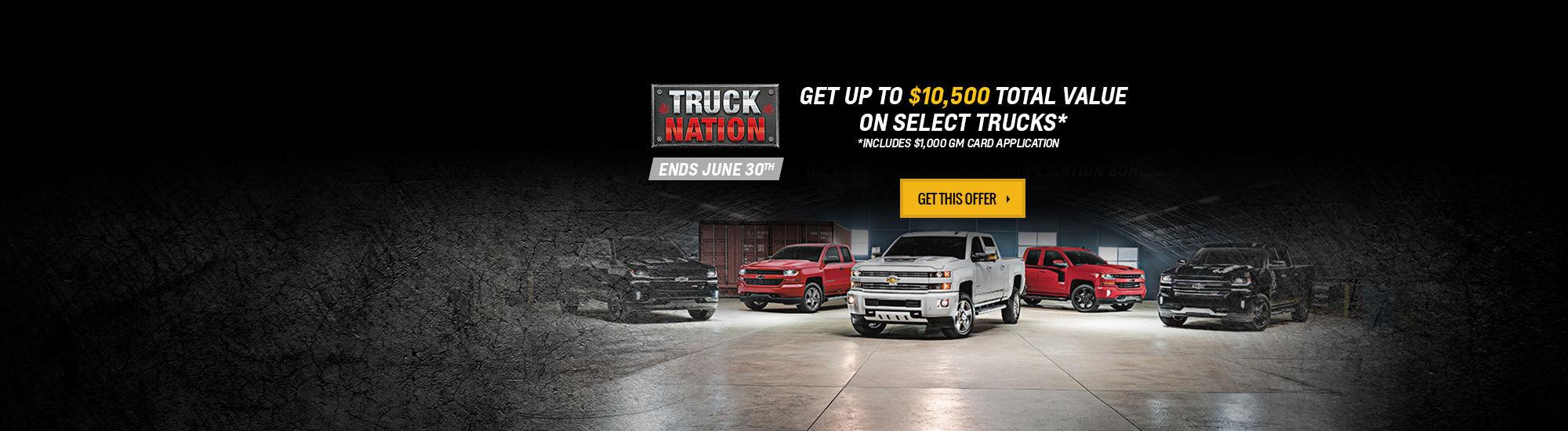Truck Nation June