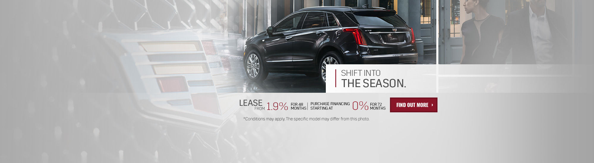 Cadillac - Shift into the Season