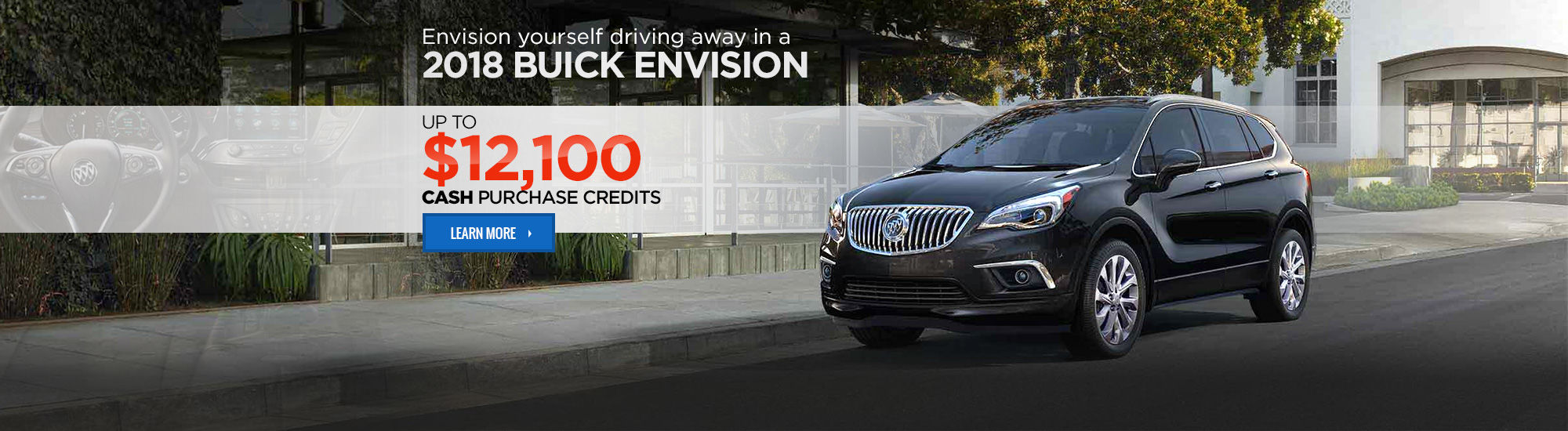 Buick Employee Pricing Discount - Envision