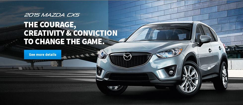 2015 Mazda CX5