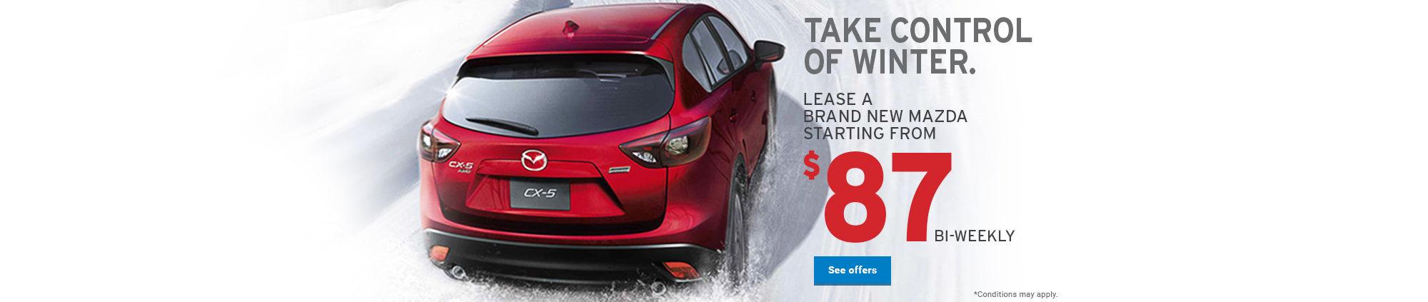 Promo February Mazda