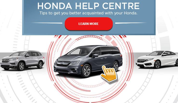 Honda Help Centre