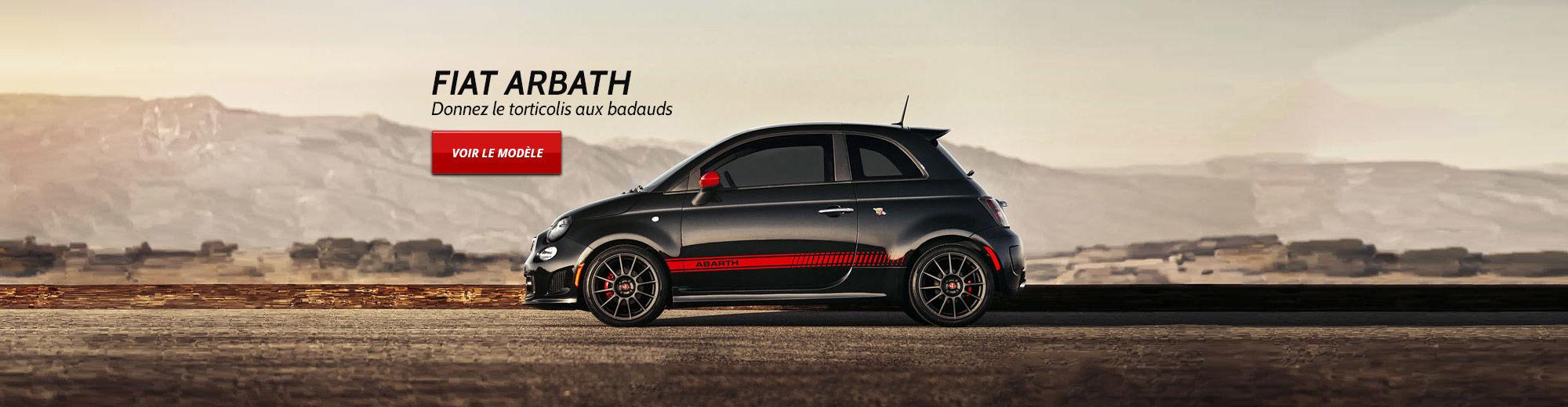 Fiat 500 Arbarth