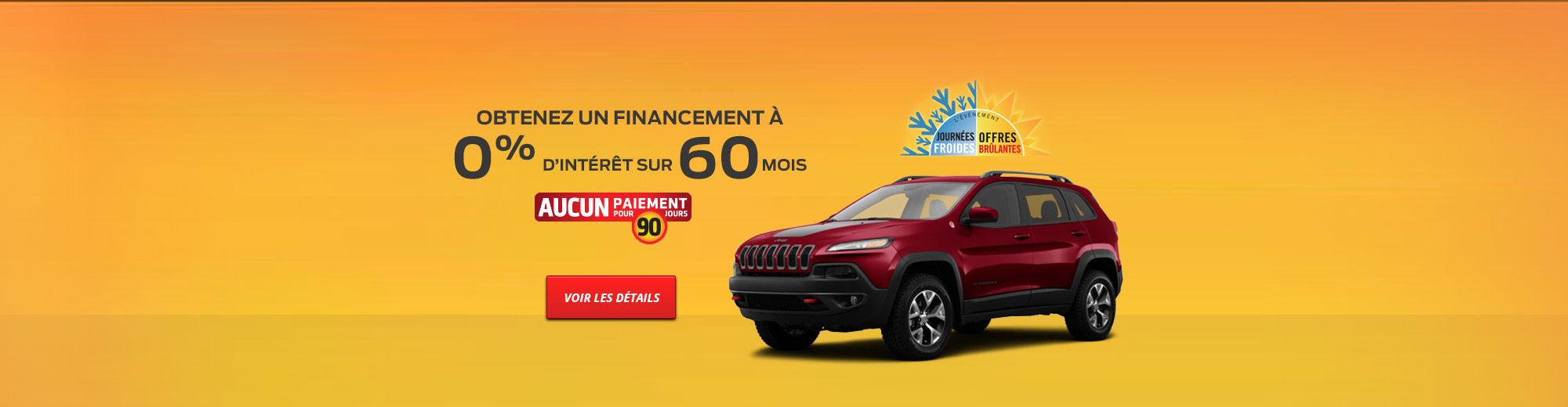 Promo Fevrier Jeep