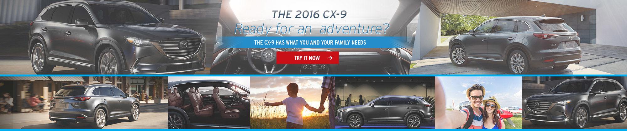 The 2016 CX-9