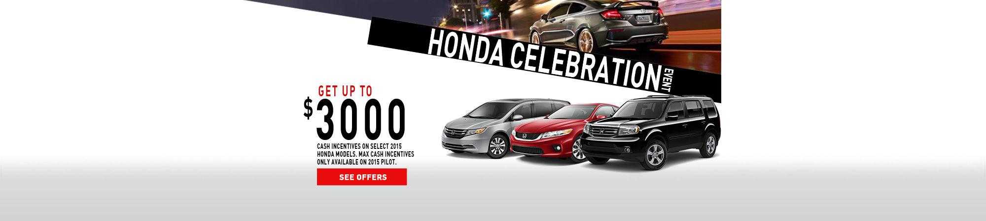 Honda Celebration -Event - February