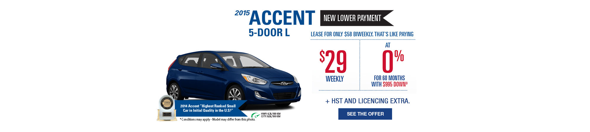 Dealer Invoice Pricing - 2015 Accent