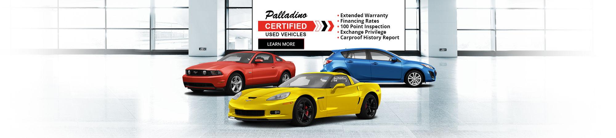 Palladino Certified