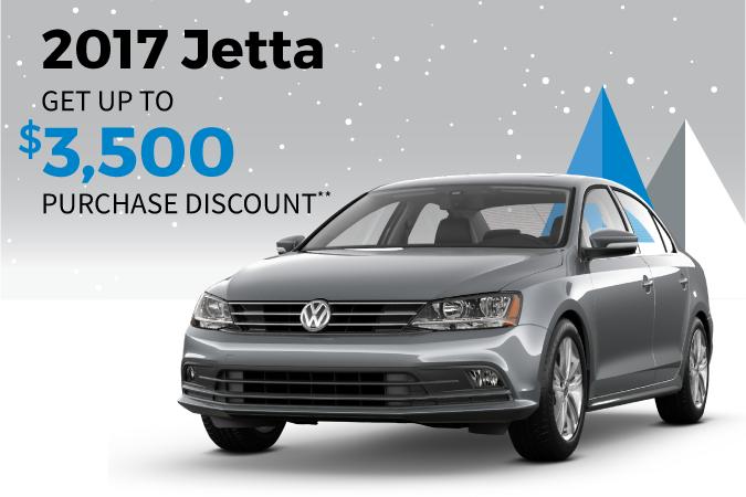 2017 Jetta Purchase Discount