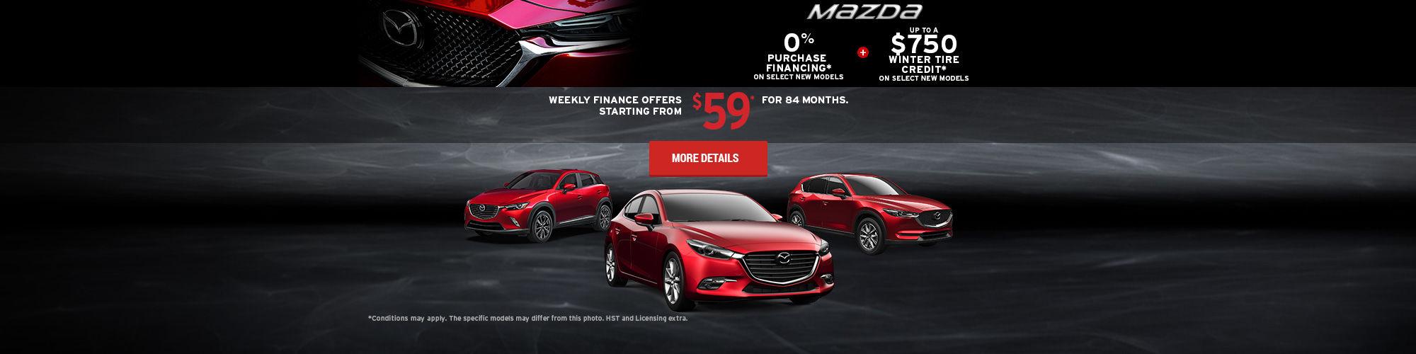 Mazda event!