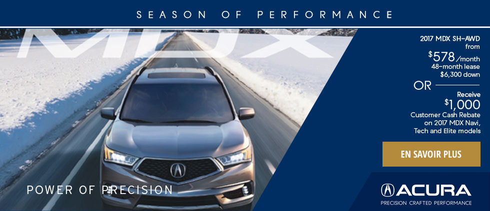 Season of Performance - MDX