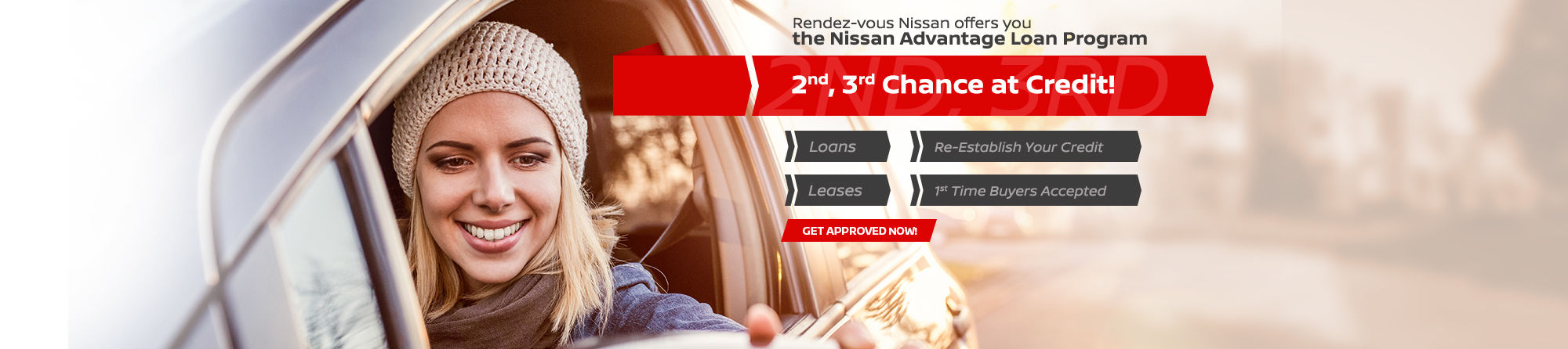 the Nissan Advantage Loan Program