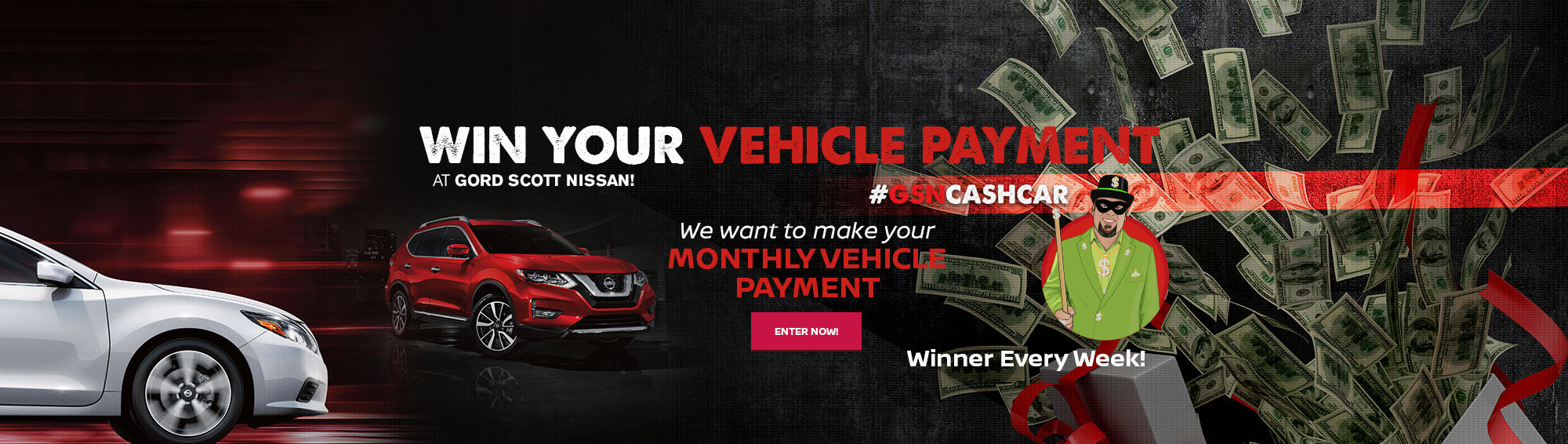 Cash Car Contest!