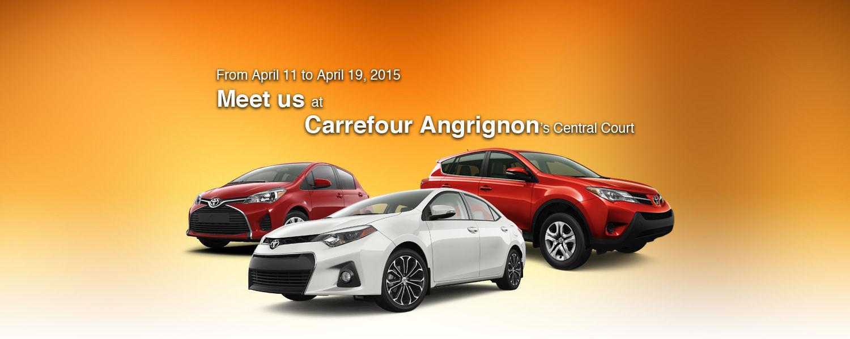 Carrefour Angrignon - Toyota Lachine