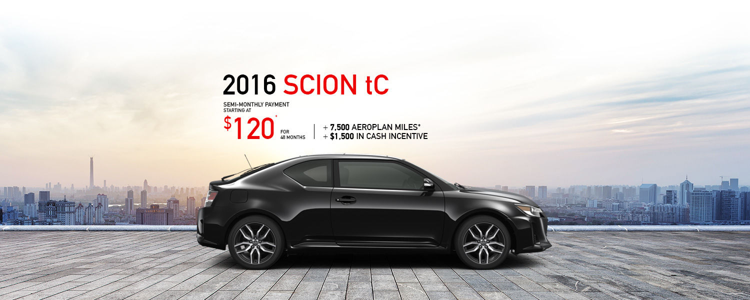 Spinelli Scion - May 2016 - tC