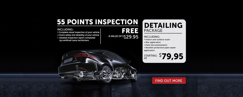 Promotion esthétique juillet 2016 Lexus PC